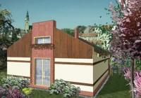 Projekt rozbudowy budynku gastronomicznego przy ul. Jana Pawła II w Kamiennej Górze